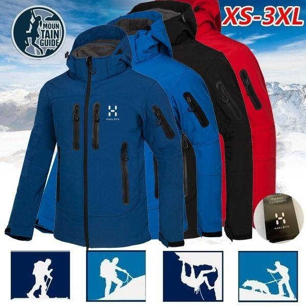 Jacket, Outdoor, Winter, Hiking