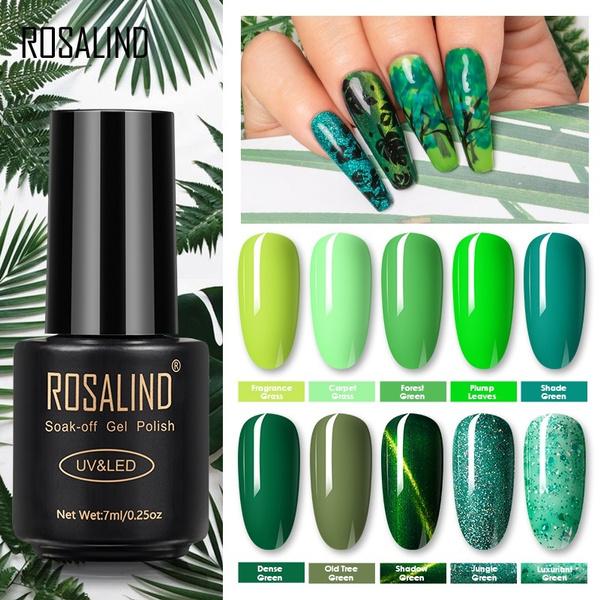 Green, art, Beauty, Nail Polish
