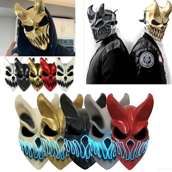 slaughtertoprevailmask, Masks, Masque, Halloween