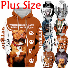 3D hoodies, hooded, Animal, Coat
