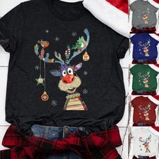 holidayshirt, Shorts, Christmas, Colorful