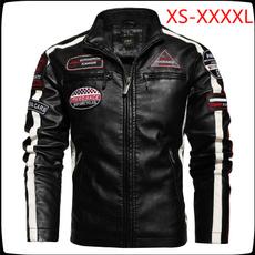 motorcyclejacket, bikerjacket, Fashion, leather