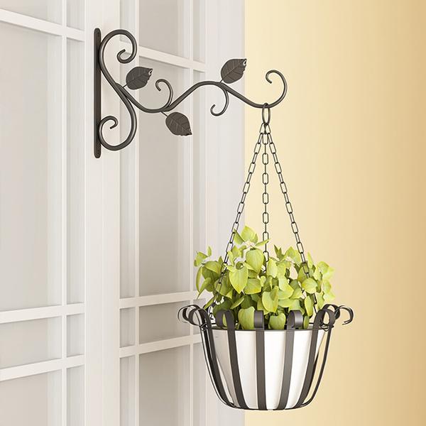Flowers, Home Decor, wallhook, flowerpothanger