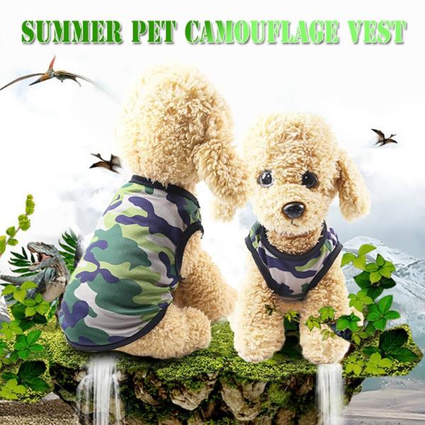 Summer, Vest, Fashion, petssummervest