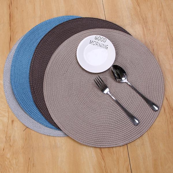 non-slip, tablemat, Coasters, Home Decor