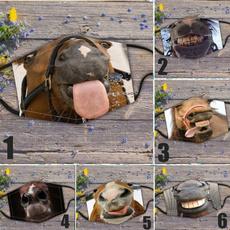 Funny, horse, dustproofmask, washablemask