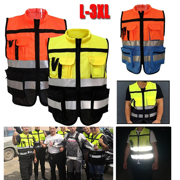 Vest, Fashion, Cycling, Safety & Security