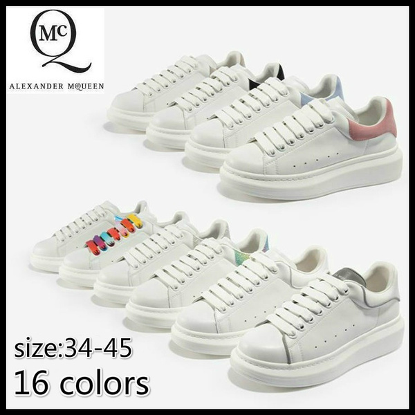 non-slip, Sneakers, Fashion, mcqueenshoe