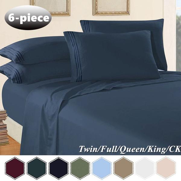 beddingkingsize, sheetset, Sheets, Sheets & Pillowcases