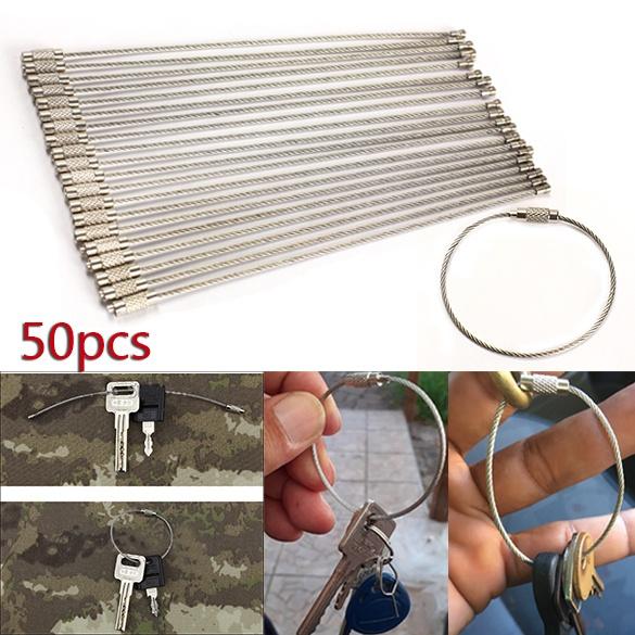 Steel, Home Supplies, Fashion, Key Chain