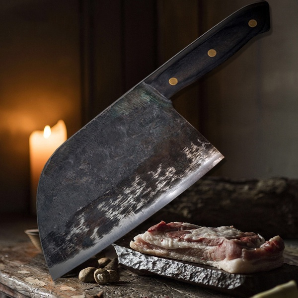 Steel, Kitchen & Dining, knivesknifeset, Handmade