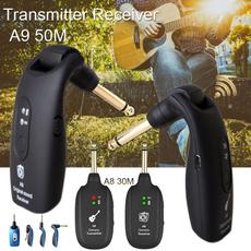 wirelesstransmitterreceiverset, Bass, transmitterreceiver, audiosystem