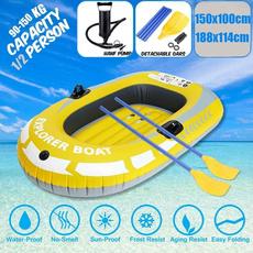 Outdoor, inflatablekayakcanoe, canoe, pool