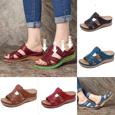 Summer, Plus Size, Women Sandals, Slippers
