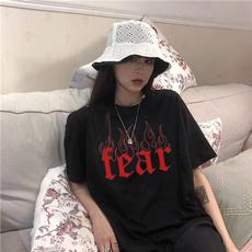 Hip-hop Style, Summer, Goth, Fashion