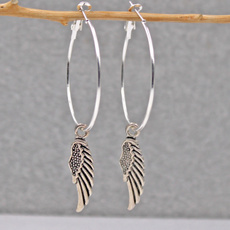 bohemia, Hoop Earring, Jewelry, Angel