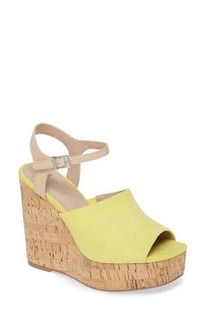 wedge, Sandals, charlesdavid, sunshine