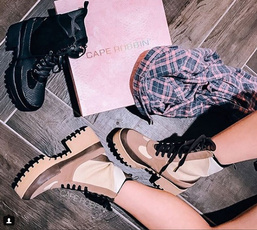 Fashion, Lace, Combat, caperobbin