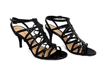 Sandals, Elastic, Stiletto, Women's Fashion