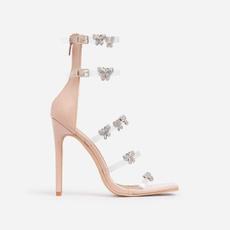 Sandals, Believe, luxemoda, nude