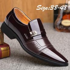 dress shoes, Plus Size, England, leather shoes