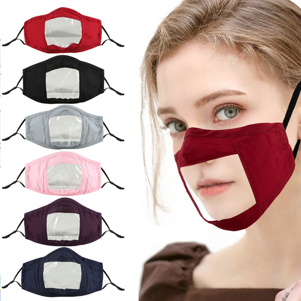 transparentmask, mouthmask, Beauty, visiblefacecover