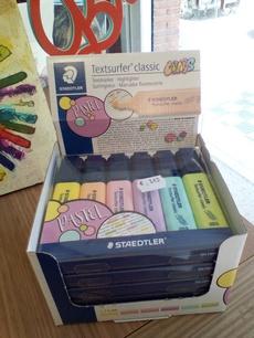Pastels, storeupload