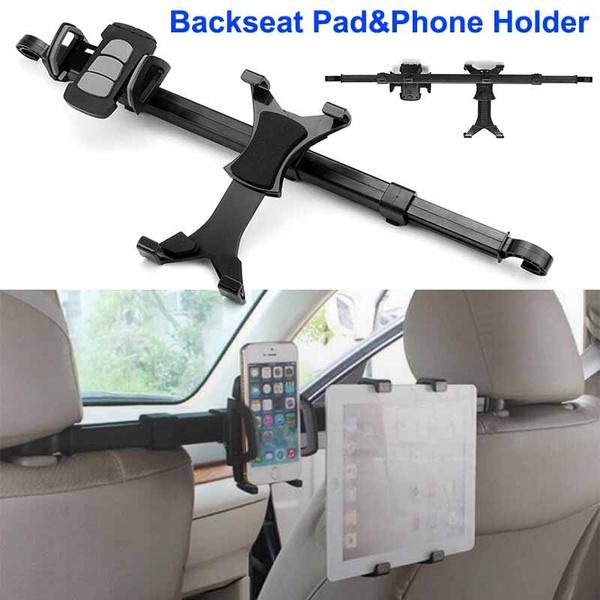 ipad, headrestmount, headrest, Cars