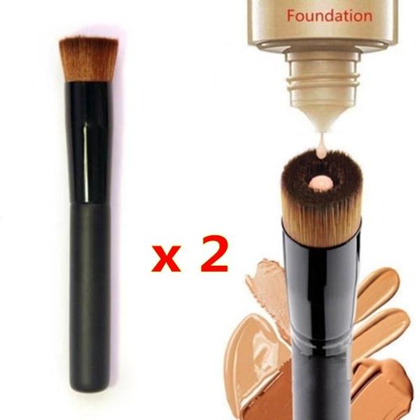 foundation, Cosmetic Brush, concealerbrushe, rotating brush