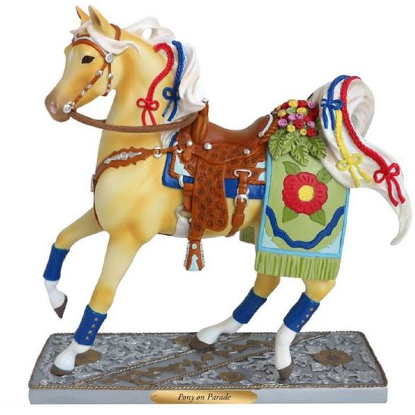 horsefigurine, horse, Figurine, pony