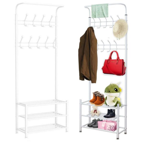 Shoes, Hangers, Umbrella, room