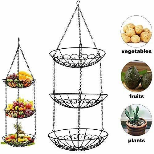 vegetablebasket, Kitchen & Dining, hangingbasket, storagebasket