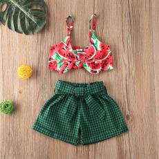Summer, Baby Girl, Fashion, babygirloutfit