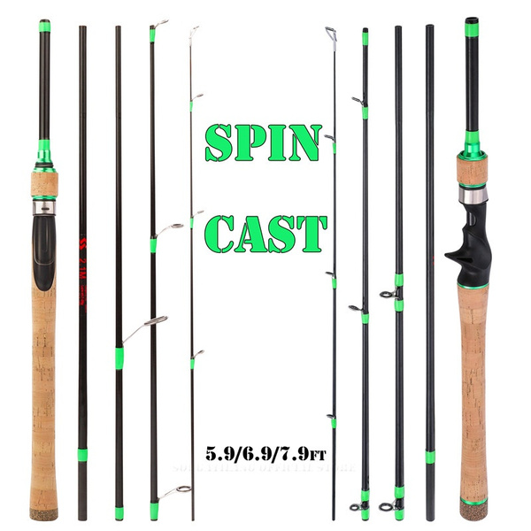 portablefishingrod, fishingrod, rod, Fishing Tackle