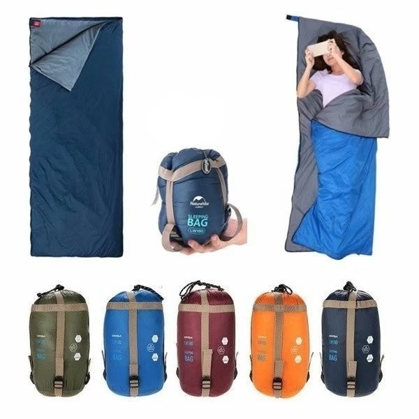 OUTAD Ultra-light Envelope Sleeping Bags 320D FOR Outdoor Camping Travel bZ