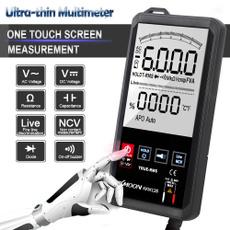 amperemeter, voltmeter, digitalmultimeter, Tool