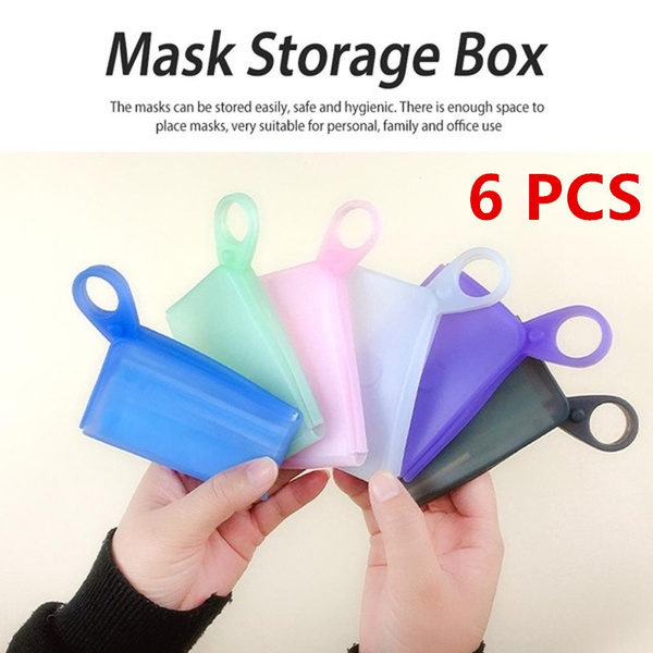 Box, Container, Bags, Silicone