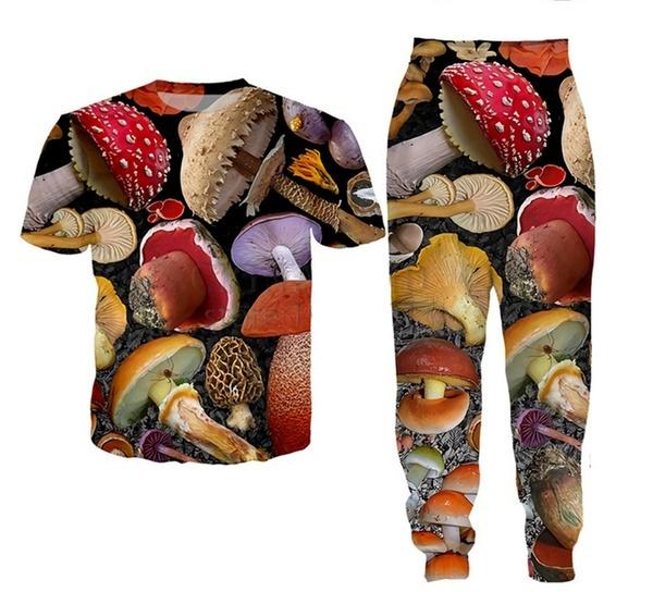 autumnwinter, Fashion, Mushroom, pants