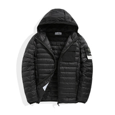 Jacket, hooded, mensdownjacket, thickcoat
