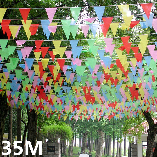 bunting, Triangles, triangleflag, buntingbanner