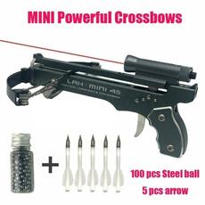 powerfulcrossbow, Mini, shooting, Laser