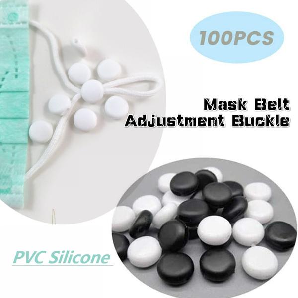 non-slip, stopper, maskadjustmentbutton, Elastic