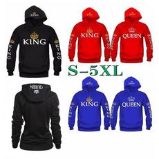 King, Fashion, Hoodies, cute