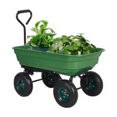 Steel, wagon, Capacity, Garden