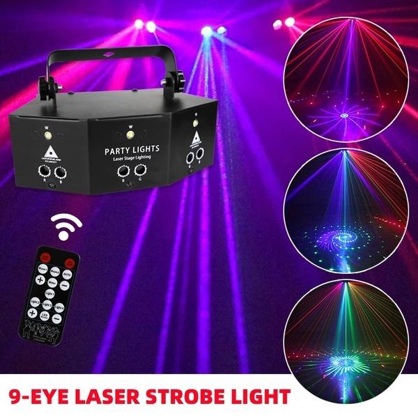 laserprojector, djlamp, Laser, djlight