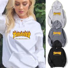 hoodiesformen, Plus Size, Winter, Sleeve