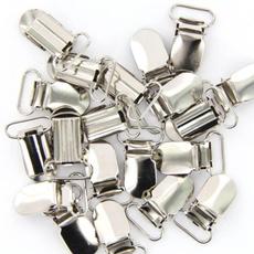 Jewelry, bibclip, craftssewing, Metal