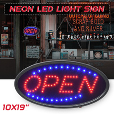 decoration, LED sign, barsignlight, Office