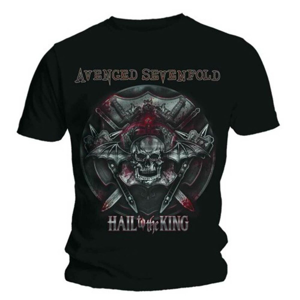 Summer, Men, Shirt, sevenfold