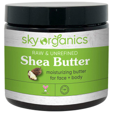 Butter, dry, Natural, shea